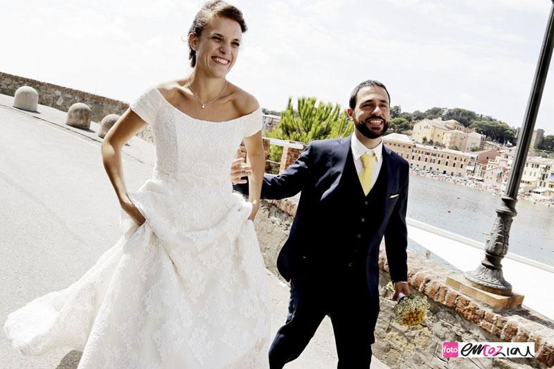 Matrimonio Spiaggia Sestri Levante : Contest foto emozioni