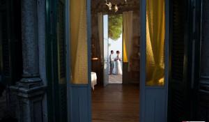 Il matrimonio a Zoagli di una coppia Svizzera