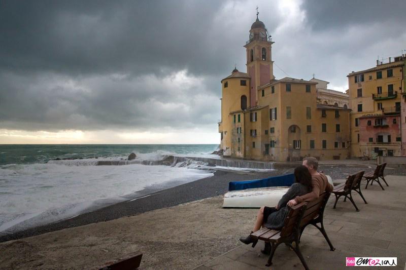 destination wedding Portofino photographer Camogli