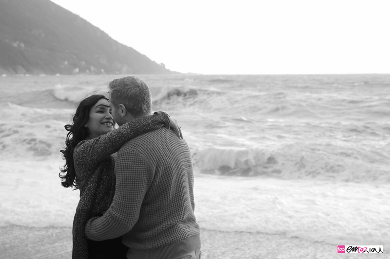 Camogli engagement photographer destination wedding italian riviera