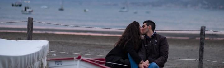 Può un servizio fotografico pre-matrimoniale essere divertente?