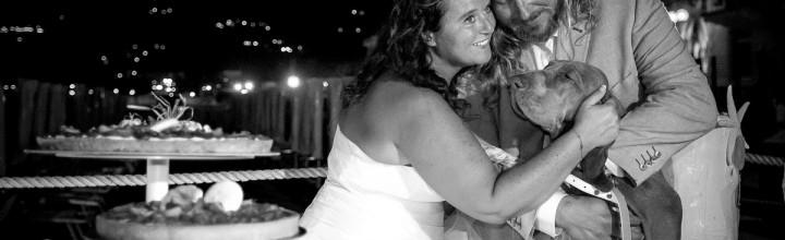 Matrimonio in spiaggia a Spotorno